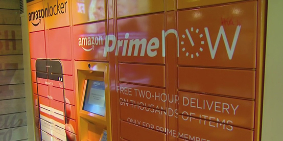Package Pickup Locations Offer Safe Alternative To Doorstep