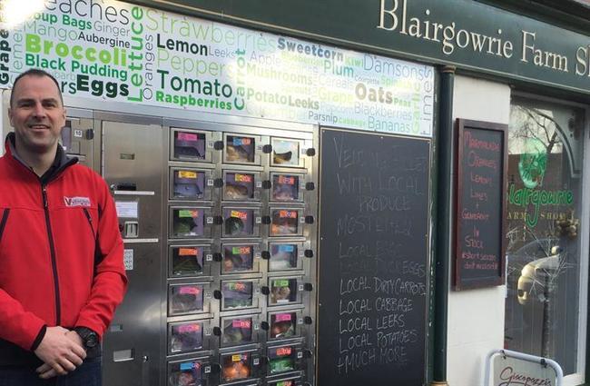 vending machine trends
