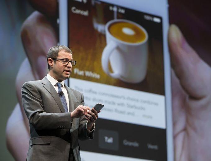 Starbucks Automation