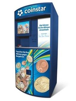 Coinstar Coin-Counting Kiosks