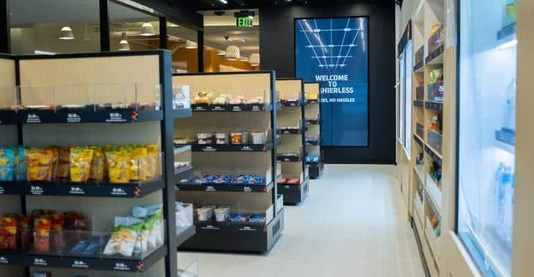 7-Eleven-Cashierless Store-Irving TX