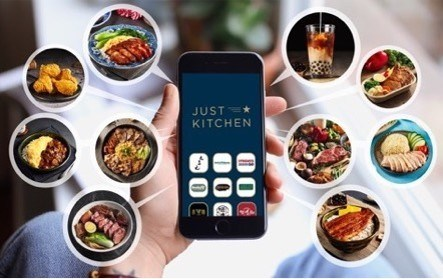 Ghost Kitchen Mobile Ordering App