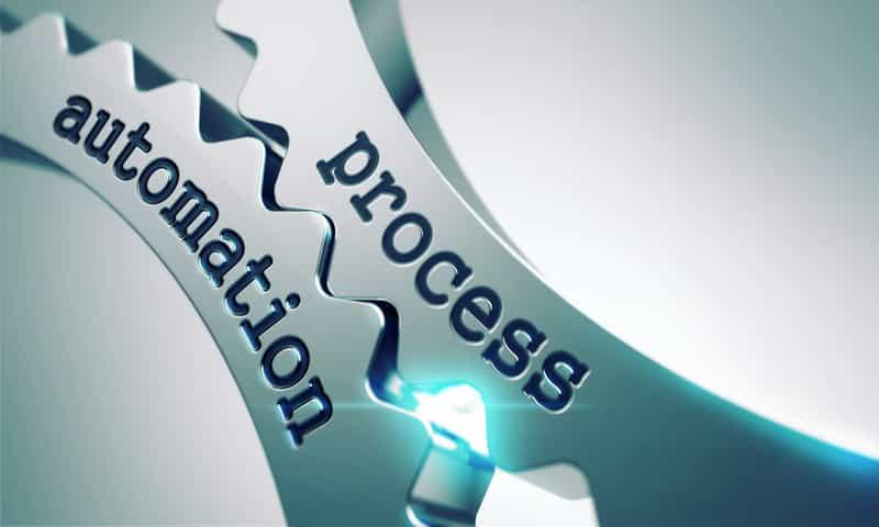 retail automation process